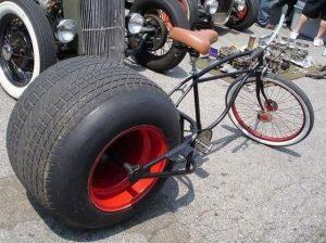 رینگ اسپرت برای این دوچرخه+عکس