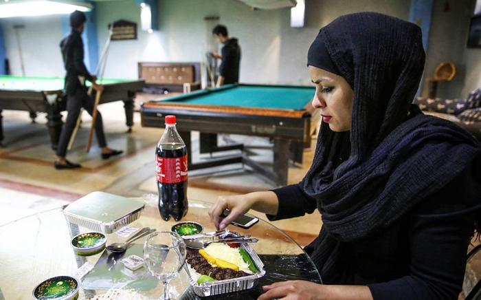 اکرم محمدی امینی دختر ایرانی ای که تاریخ ساز شد!+تصاویر