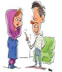 چه طور همسرم را هرجور میخواهم تغییر دهم؟