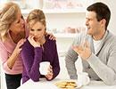برخورد با دخالت های خانواده همسر!