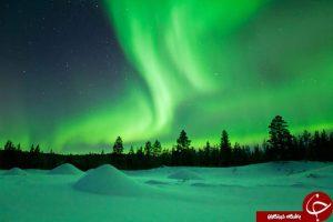 یکی از نادرترین اتفاقات آسمانی را ببینید!+تصاویر