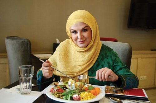 شهره سلطانی یک گیاهخوار حرفهای است!+عکس