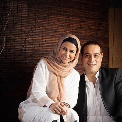گفتگوی خانوادگی با یاسمینا باهر، بازیگر سریال خانم و آقای سنگی و همسرش امیرال ارجمند + تصاویر