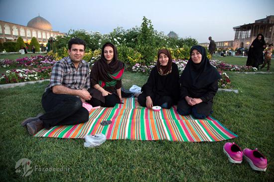 ایران از نگاه عکاس و گردشگر بلژیکی!+تصاویر