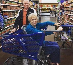 سبدهای خرید جالب برای معلولین!+تصاویر