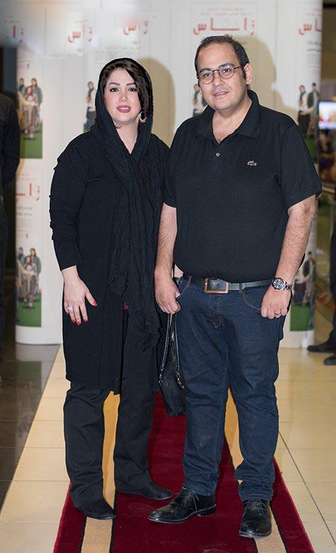 عکسهایی دیدنی و جدید از بازیگران و همسران شان!+تصاویر