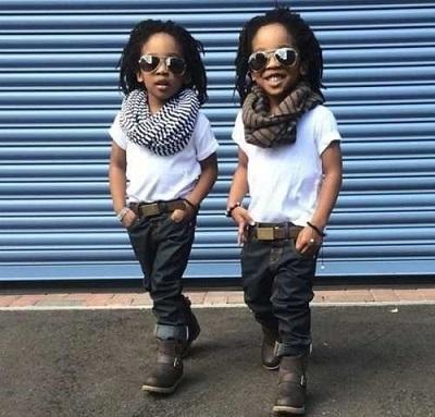 غوغای این برادران دوقلو در شبکه های اجتماعی! +عکس