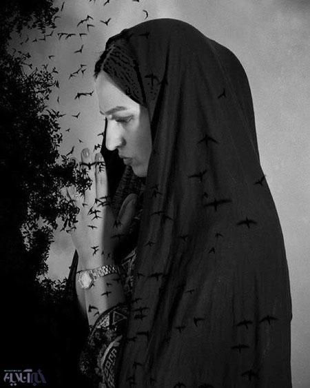 گلاره عباسی بازیگر نقش اکرم در شهرزاد+تصاویر