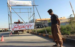 بخشش اعدامی حین اعدام +تصاویر