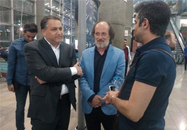 استقبال مردم از شهاب حسینی، ترانه علیدوستی و فرهادی در ایران!+تصاویر