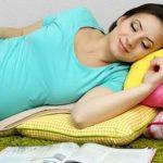 مشکلات خواب در دوران بارداری را چگونه باید برطرف کرد؟!