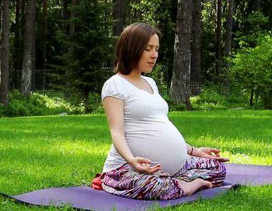 تن آرامی یکی از تکنیکهای دوران بارداری برای آرامش!