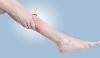 گرفتگی عضلات پا یکی از مسایل شایع دوران بارداری!