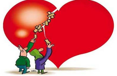 طلاق برای هیچ زوجی یک شبه اتفاق نمی افتد!