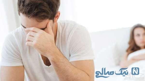 کاهش میل جنسی در مردان چه علت هایی می تواند داشته باشد؟!