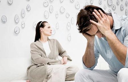 سرد شدن زن و شوهر از یکدیگر و درمان کردن این مشکل زوجین !