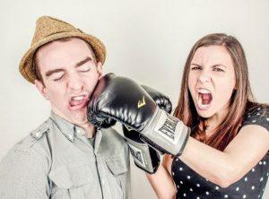 مقابله با مشاجرات زناشویی