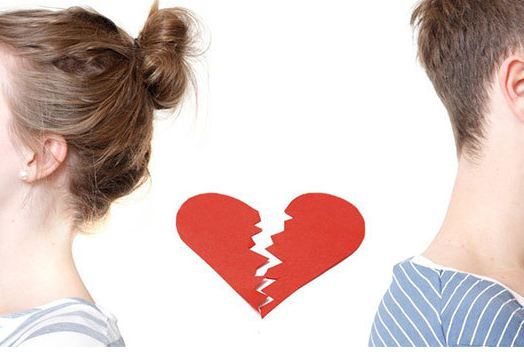 چگونه باید با شکست عشقی خود کنار آمد؟!