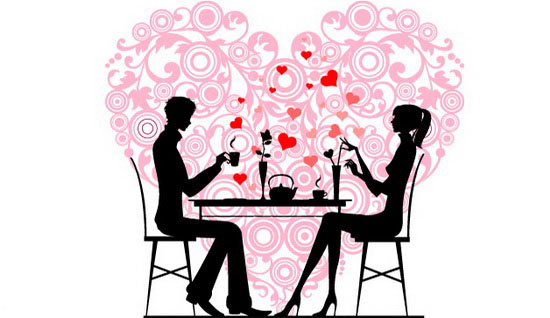 اولین شام عاشقانه خود را از میان کدام مواد غذایی باید انتخاب کرد؟!