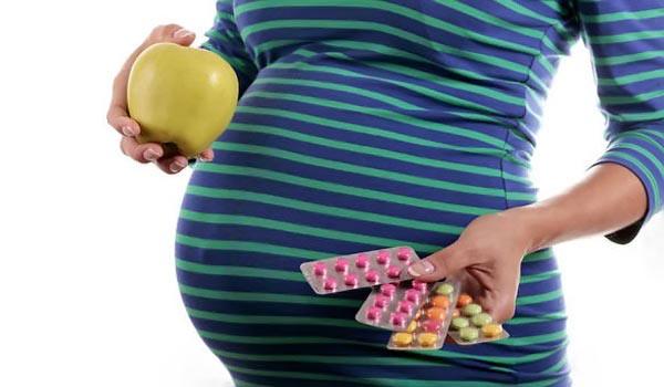 با مصرف اسید فولیک در بارداری از بروز نقص در نوزاد خود پیشگیری کنید!