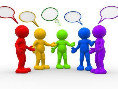 به جای بحث های بیهوده از گفتگوی سالم و صحیح کمک بگیرید!