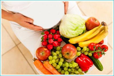 رژیم غذایی مناسب دوران بارداری!