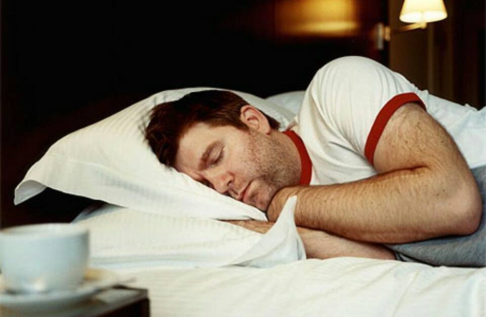 جلوگیری از ارضا شدن در رخت خواب چگونه است؟!