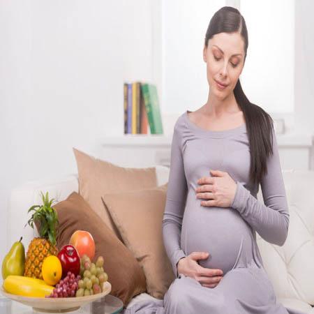 داشتن حاملگی سالم