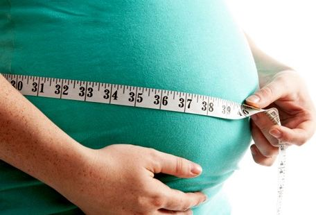 عوارض چاق شدن در بارداري براي نوزاد