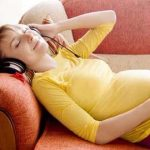 نحوه خوابیدن صحیح در بارداری چگونه است ؟!