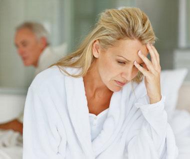 کاهش میل جنسی در زمان یائسگی