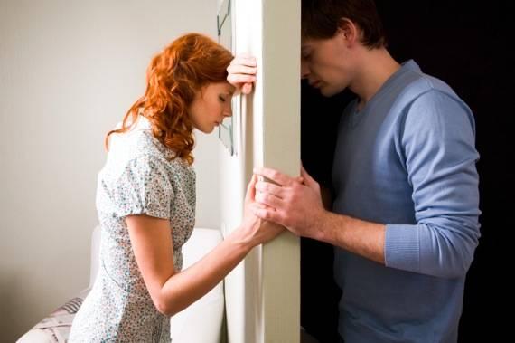 آشتی کردن با همسر