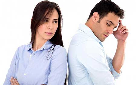دلخور بودن از همسر و تاثیرات آن در زندگی زناشویی!