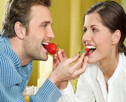 افزایش سلامت جنسی با رژیم های غذایی مناسب!