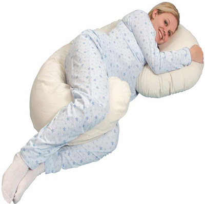 نحوه صحیح خوابیدن در بارداری به چه صورتی است؟!