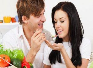 تغذیه قبل از رابطه جنسی و بعد از آن باید چگونه باشد؟!