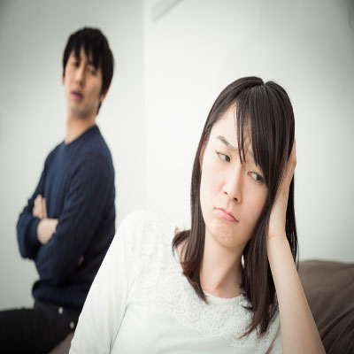 عوارض سردی در زندگی زناشویی