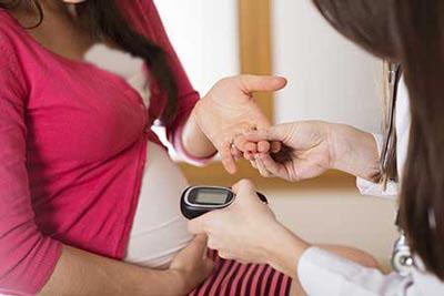 قند خون نرمال بارداری