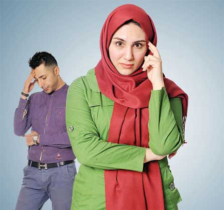 با همسر دروغگو باید چگونه رفتار کنیم؟!