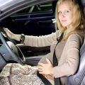 شرط های مهم برای رانندگی کردن خانم ها در بارداری!