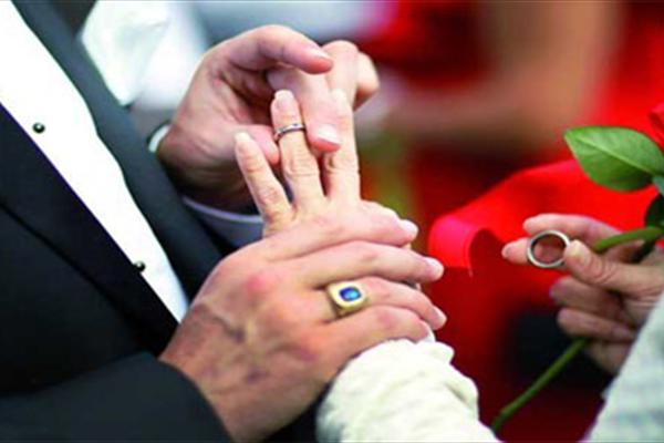 بزرگتر بودن عروس از داماد