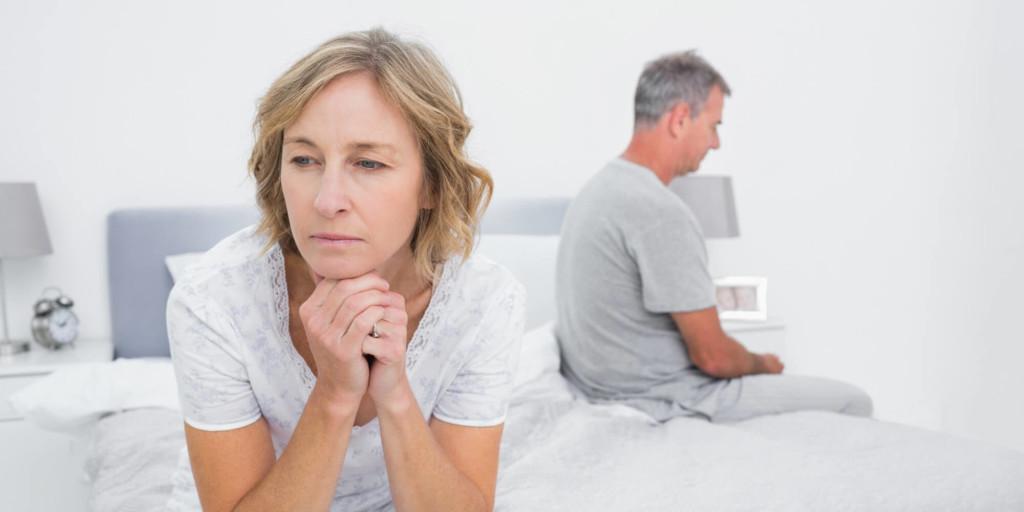 دلایل اختلال نعوظ مردان