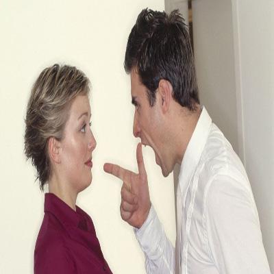 با همسر پرخاشگر چگونه باید برخورد کرد؟!