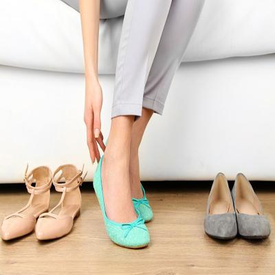 چه کفشی در دوران بارداری مناسب است؟!