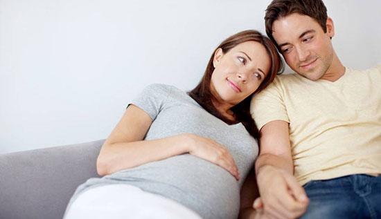 نقش شوهر در بارداری