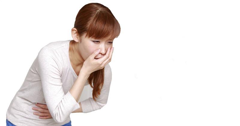 درمان حالت تهوع حاملگی