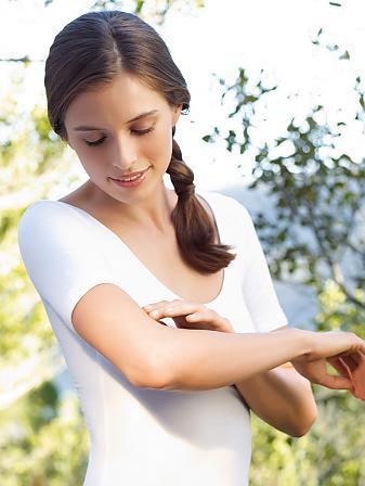 جلوگیری از تیرگی پوست در حاملگی