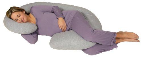 نحوه خوابیدن در بارداری