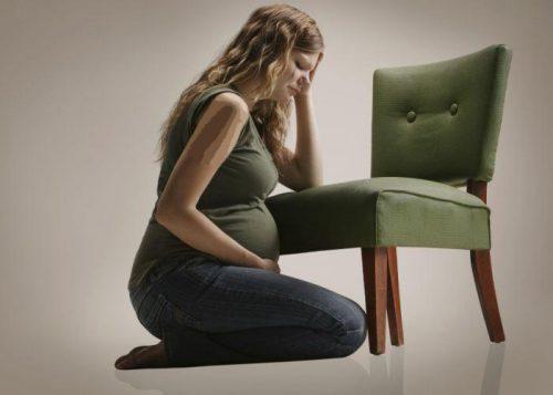 کنترل احساسات منفی در بارداری