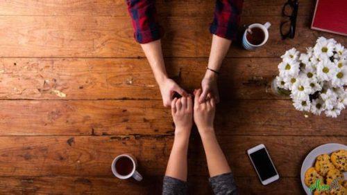 کاهش استرس با بوی همسر